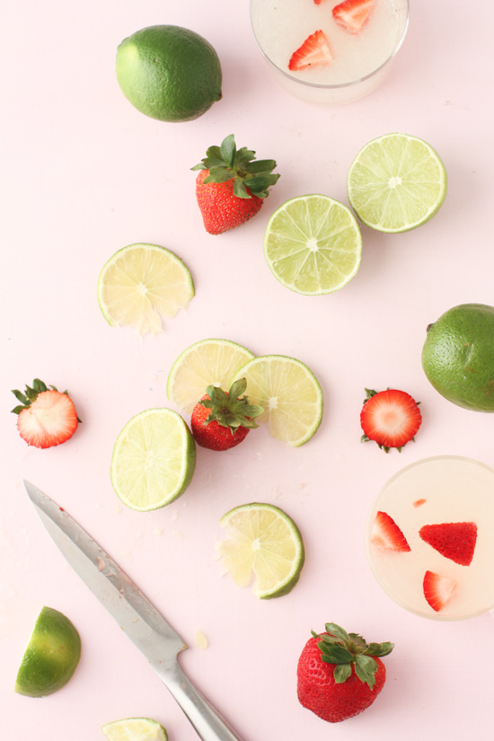 Strawberry limeade popscile recipe 20